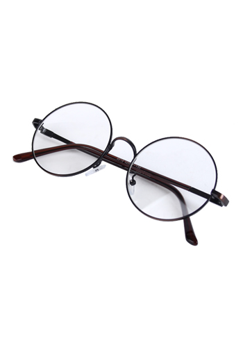 30734 Retro Round Glasses