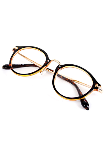 30736 Gold Classic Glasses