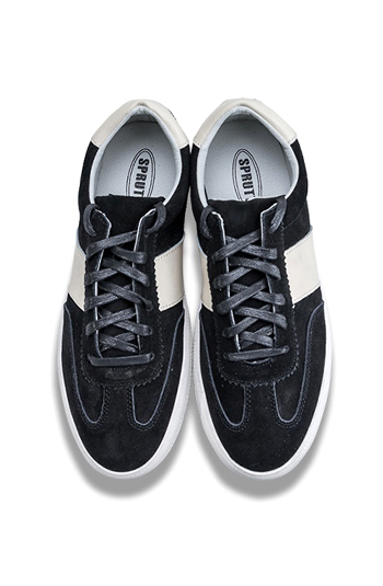 PREMIUM SHOES SNK_0307_ARMY_BK