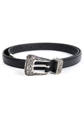 Y Collection Skinny Belt